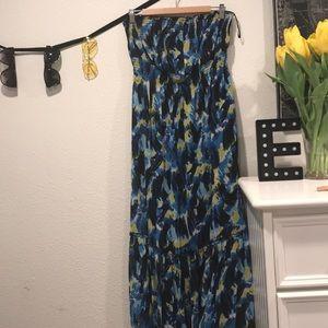 Strapless Lane Bryant Dress!